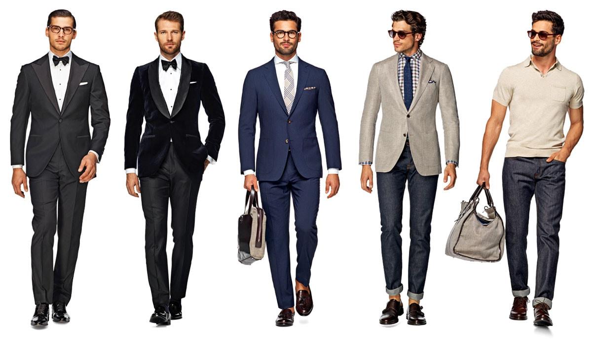 141d9f313f2 Дресс-код для мужчин - разбираемся в стиле одежды