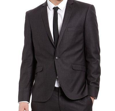 Пиджак для мужчины небольшого роста.