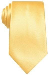Желтый галстук