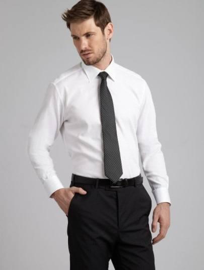 f5076bf7e33 Как выбрать рубашку под костюм мужчине