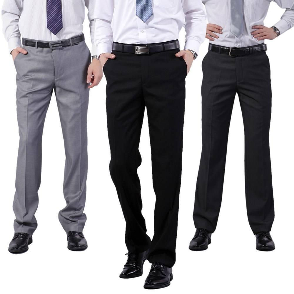 Гардероб стильного мужчины, брюки