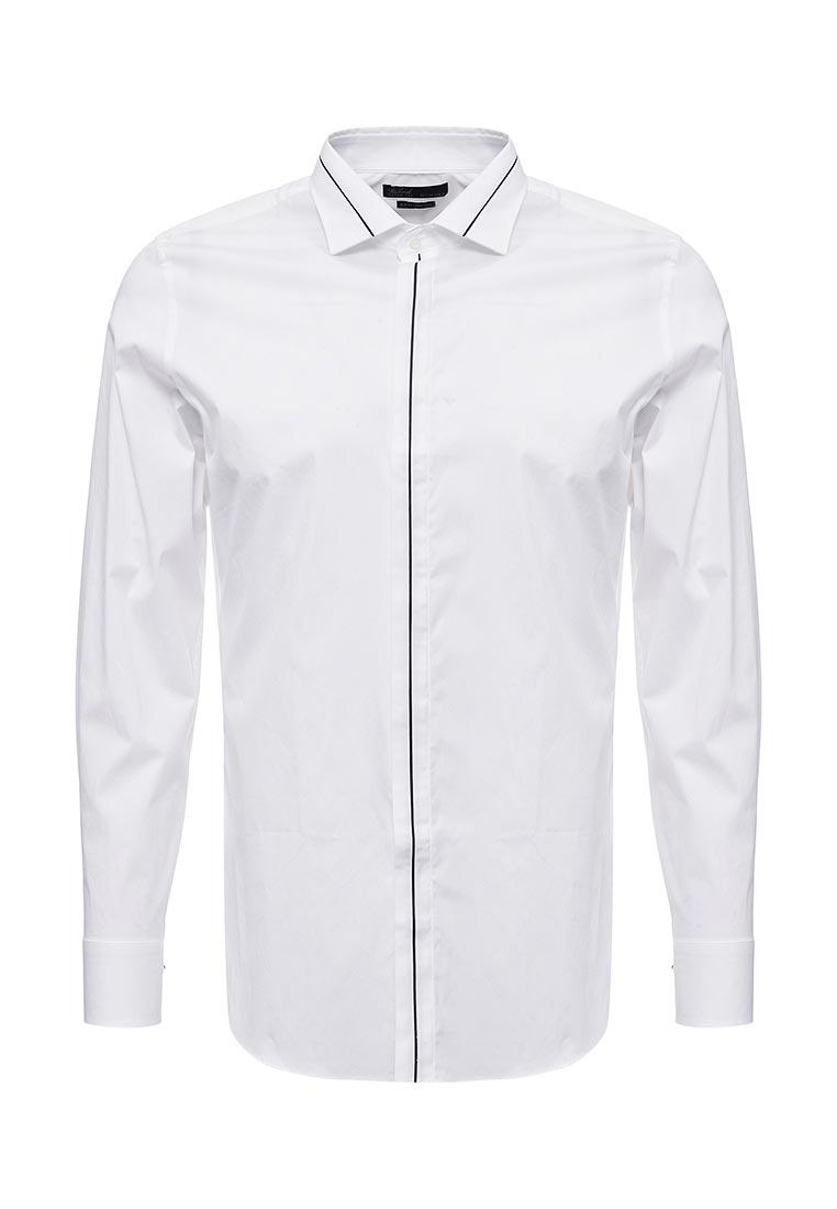 Рубашка кроя slim-fit от Mango Man