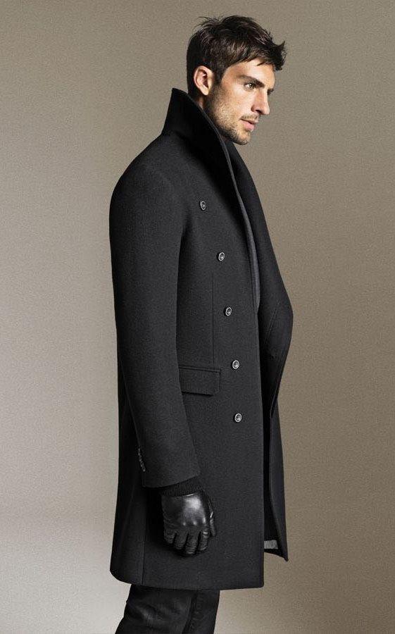 6d2e770be11 Как подобрать пальто мужчине - 6 классических видов