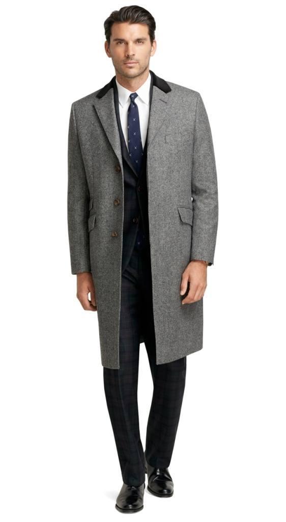 Пальто Честерфилд Chesterfield Coat