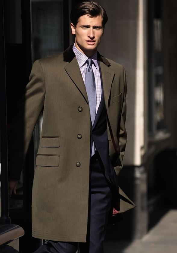 Пальто Коверт Covert Coat