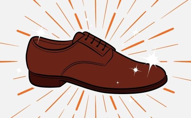 Как почистить обувь-Шаг-5