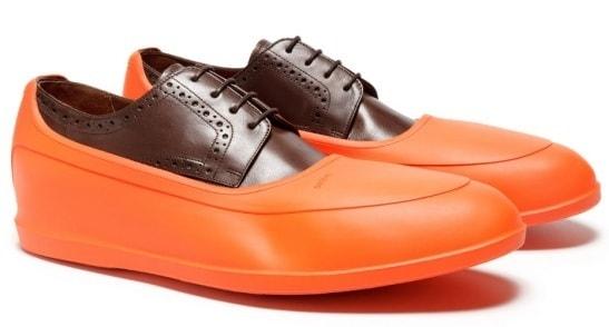 Как выбрать зимнюю обувь, калоши на туфли