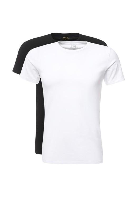 Комплект футболок с круглым вырезом Polo Ralph Lauren