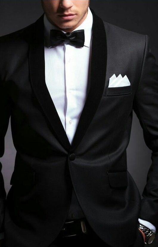 Полуофициальный дресс-код и галстук-бабочка