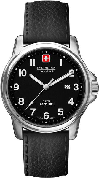 Мужские швейцарские наручные часы Swiss Military Hanowa 06-4231.04.007