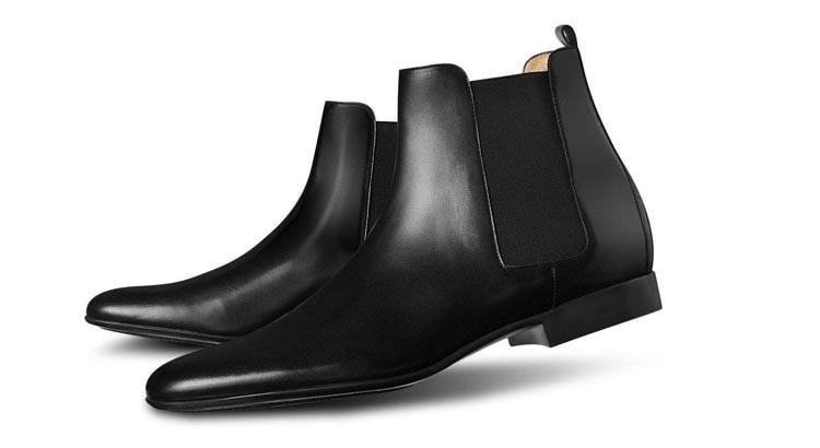 beatle ботинки