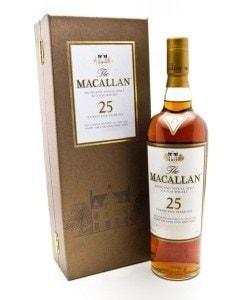 The Macallan 25 лет