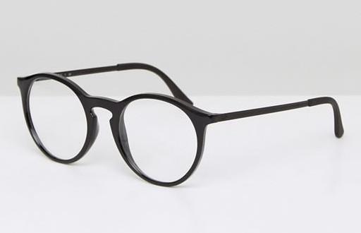 Круглые очки Ray-Ban