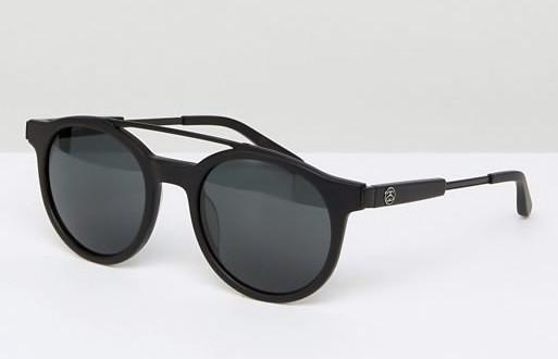 Солнцезащитные очки в стиле ретро Stussy Luca