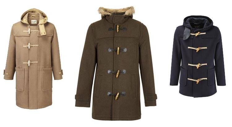 Дафлкот - Duffel coat