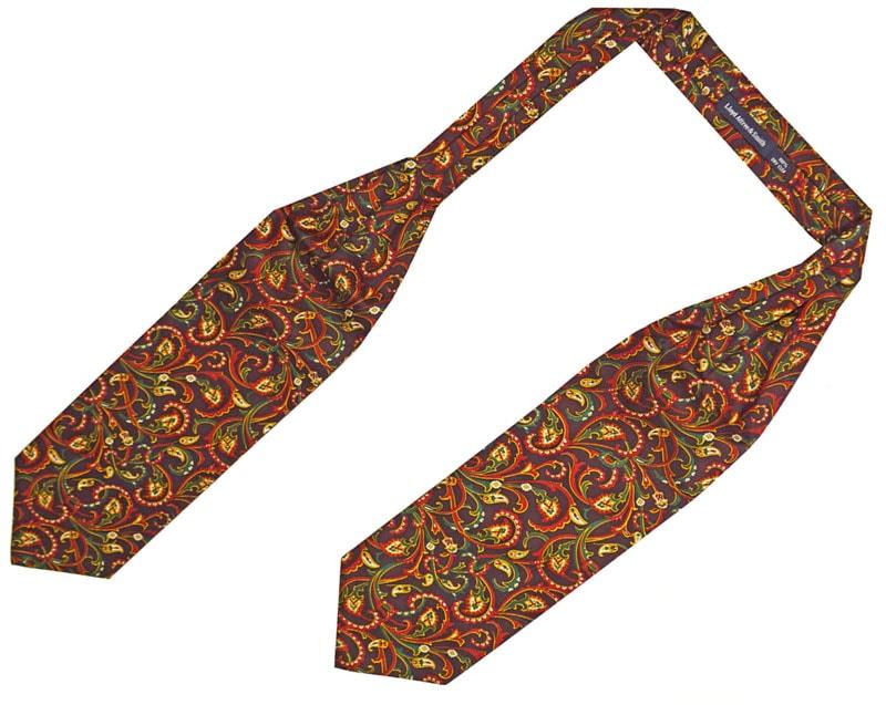 Мужской шейный платок (cravat)