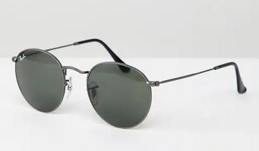 Круглые солнцезащитные очки Ray-Ban