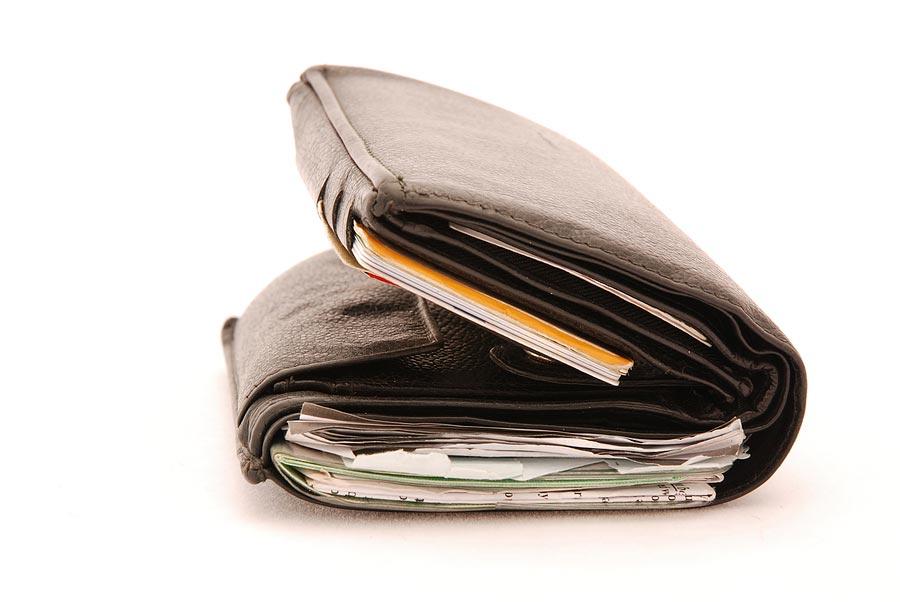 Большой бумажник