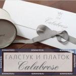 Галстуки и платки Calabrese