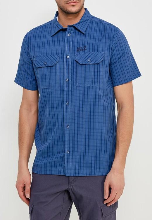 Рубашка из полиэстера Jack Wolfskin