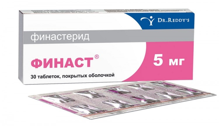 Финастерид - стимулятор роста бороды