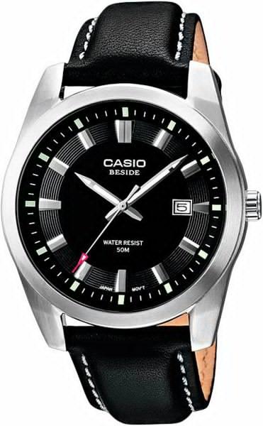 Мужские механические часы с автоподзаводом CASIO