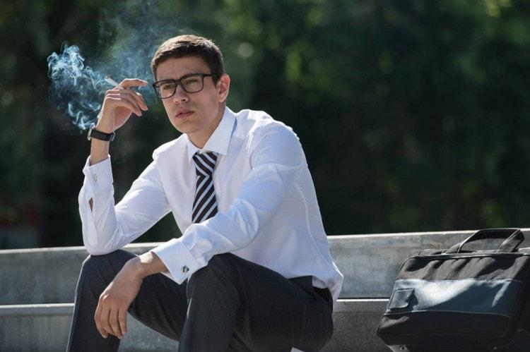 Курение - способ подавления внутреннего напряжения