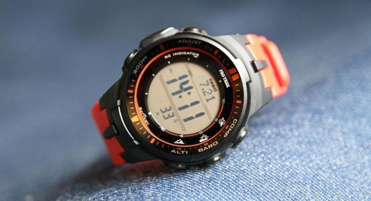 Кварцевые мужские часы
