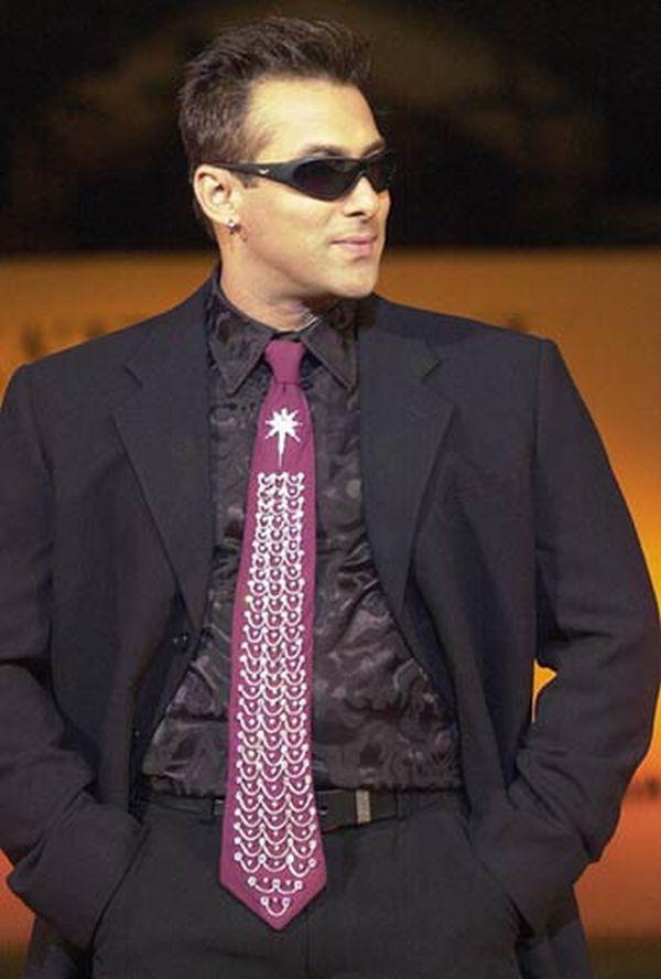 Самый дорогой галстук в мире от Satya Paul Design Studio