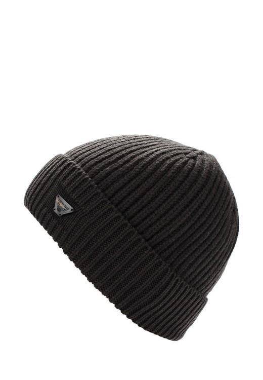 Шерстяная шапка от бренда Armani Jeans