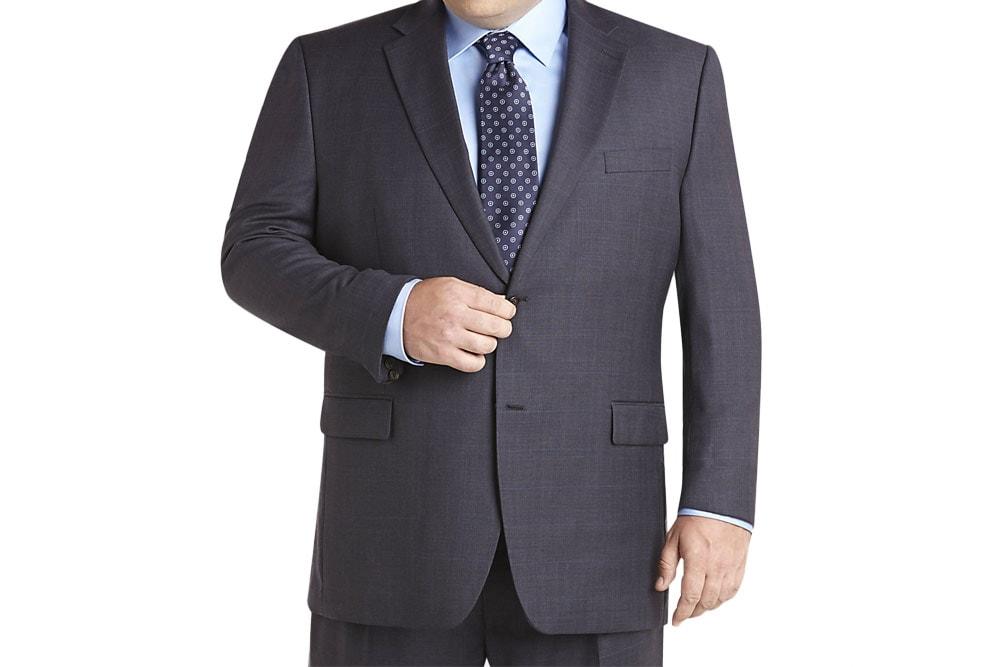 7fa2379cf6d4 Не скупитесь при обновлении гардероба, особенно классического костюма