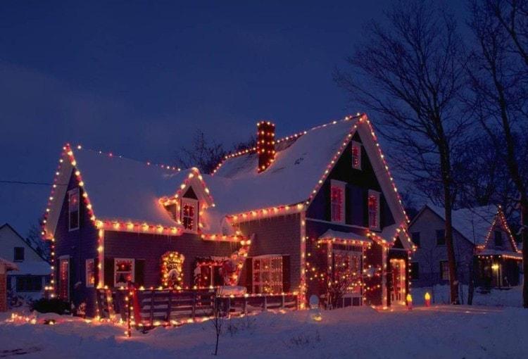 Арендовать загородный домик - отличная идея подарка на Новый год