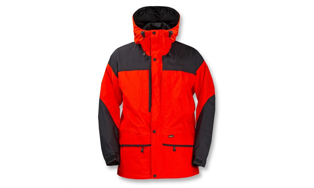 Классический верхний слой - зимняя куртка