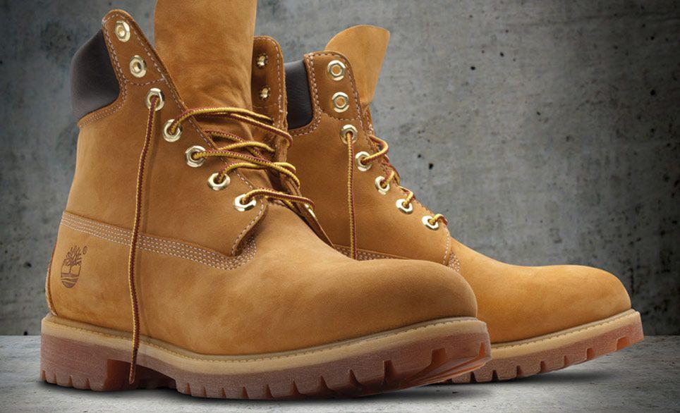 Work boots от Timberland (тимберленды)