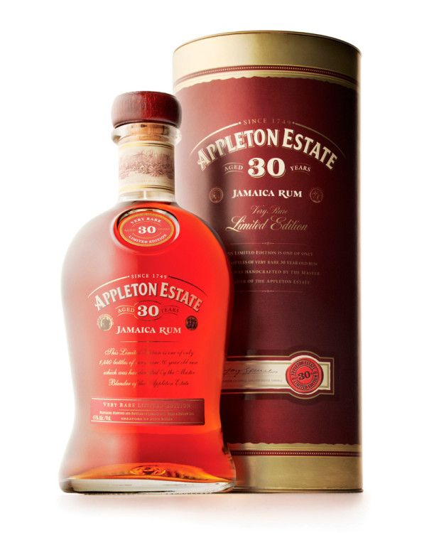 Ром Appleton Estate 30 лет