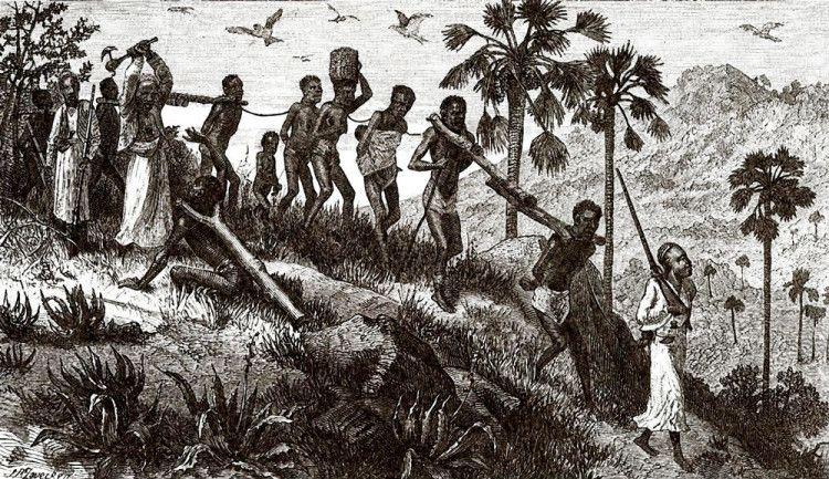 Ром долгое время был обменной валютой, за который покупали рабов