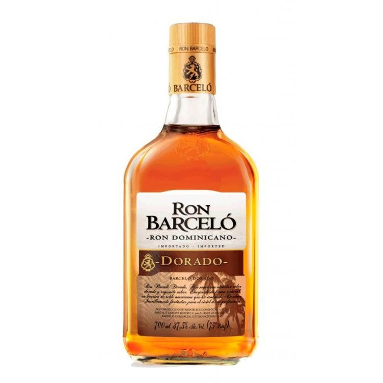 Золотой ром Барсело Дорадо