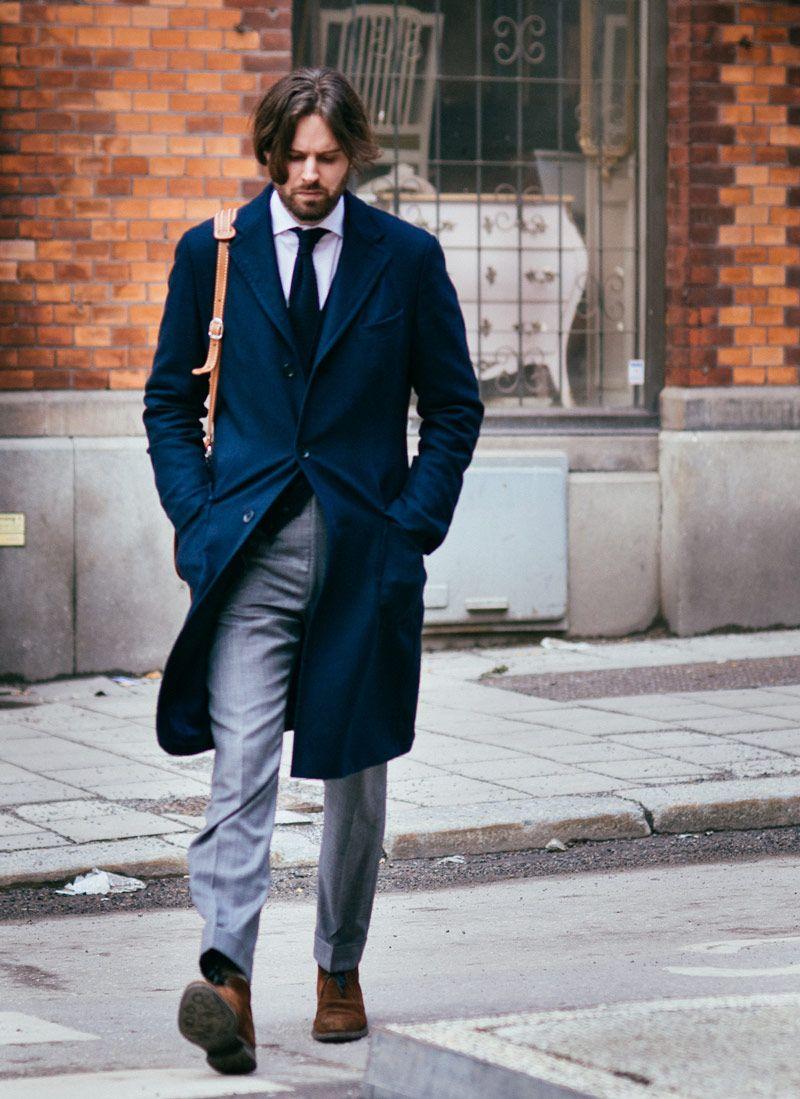 Мужская мода в Лондоне