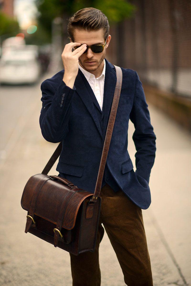 Мужская мода в Париже
