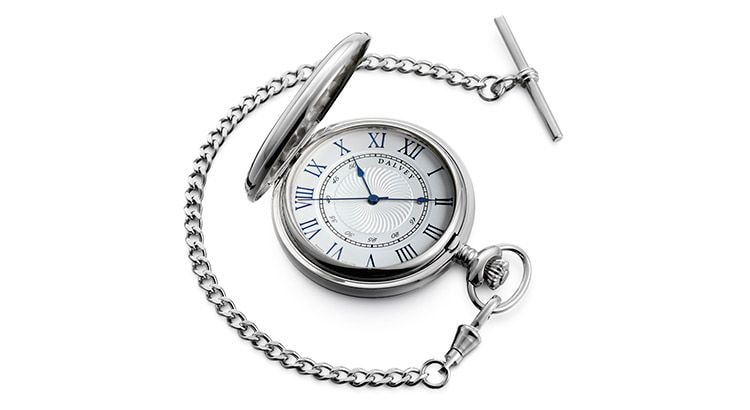 Карманные часы (миниатюра)