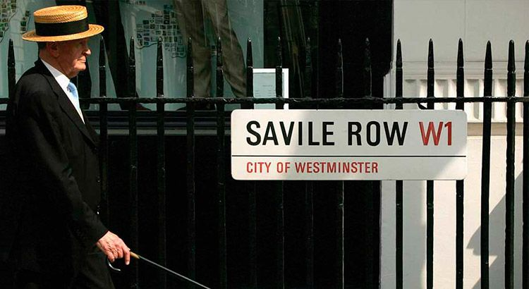 Savile Row (Сэвил Роу)
