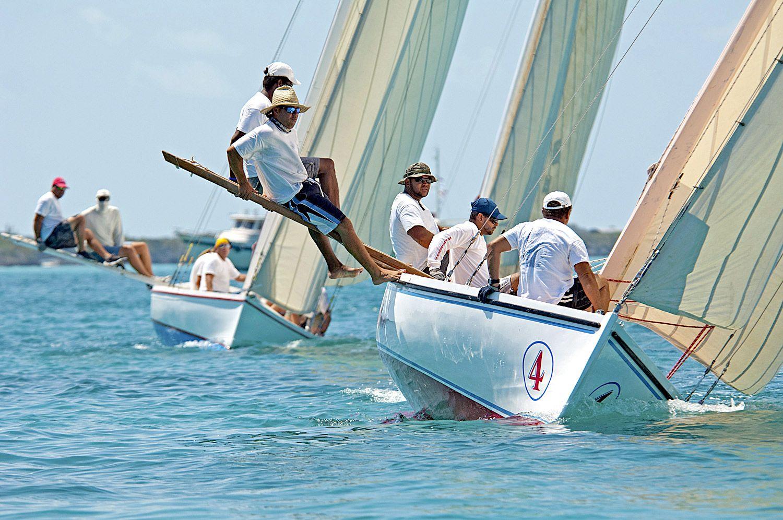 Экипировка яхтсменов в жарком тропическом климате