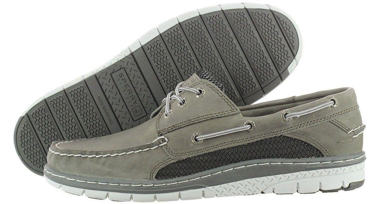 Фирменное рифление подошвы Boat Shoes от бренда Сперри – обеспечивает безопасность яхтсмена при хождении по палубе