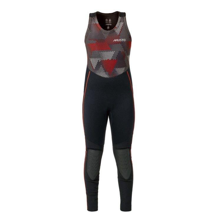 Одежда для яхтинга - гидрокостюм из неопрена