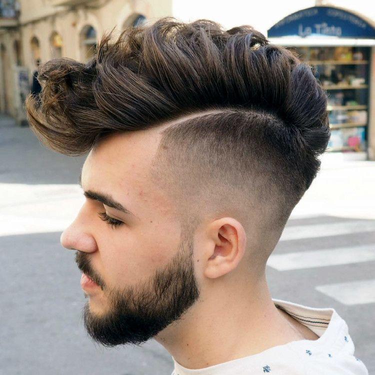 Мужской воск для волос актуален на разной длине волос и в любых типах укладки