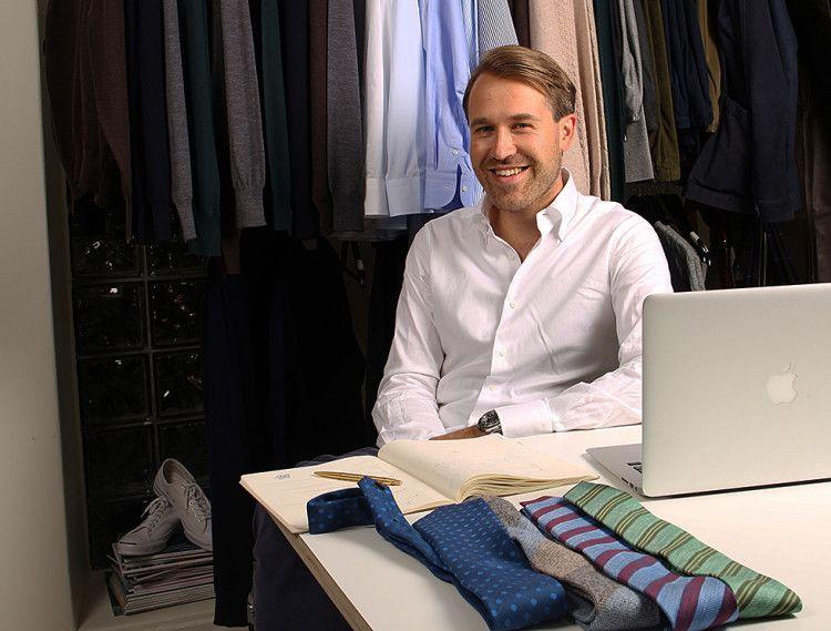 Mathias Berg – создатель бренда и идейный гуру интернет-магазина Berg&Berg