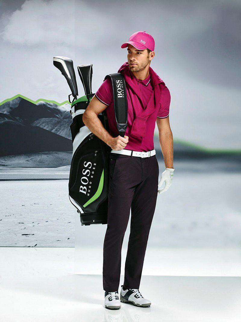 Спортивный наряд для игры в гольф линии BOSS Green