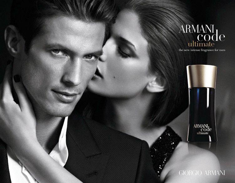 Парфюмерия от Armani позволит подчеркнуть индивидуальный стиль истинного мужчины