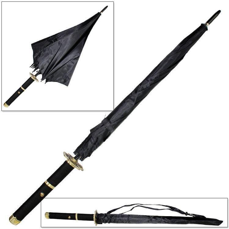 Такому зонту отдадут предпочтение мужчины-поклонники авантюрного жанра
