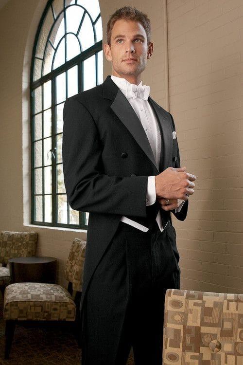Дресс-код White Tie - самый строгий и официальный
